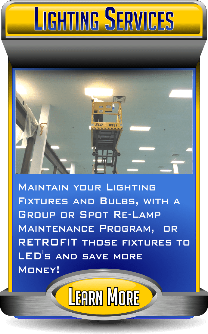 Lighting Maintenance and Lighting Services in Orange Beach AL