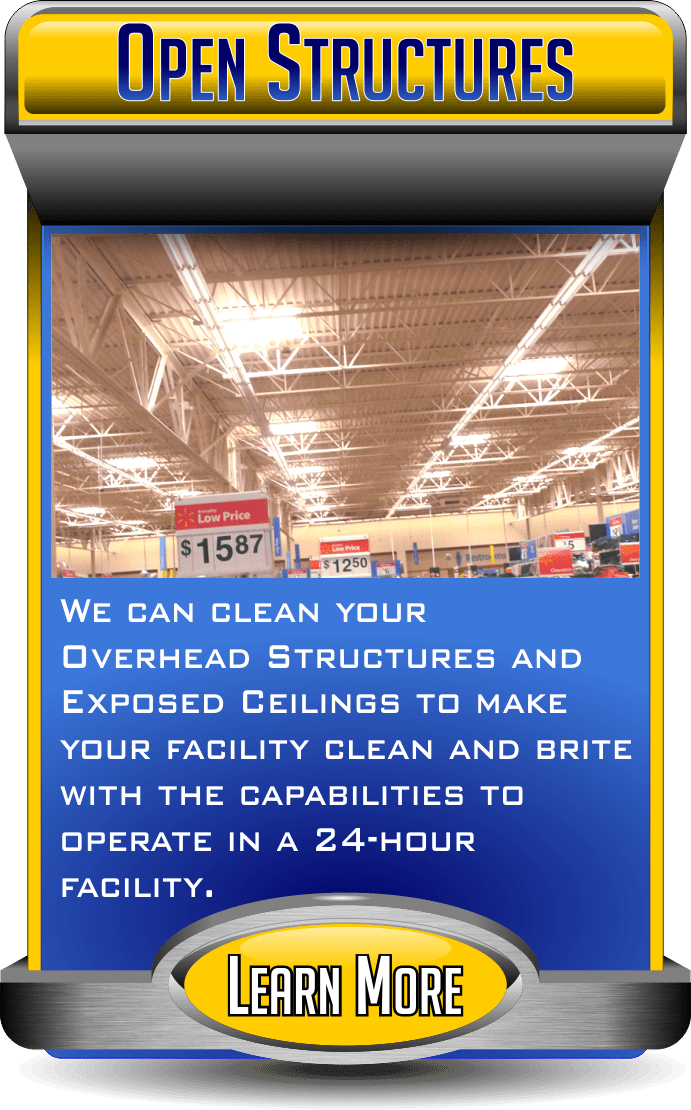 Open Structure Cleaning Services in Grand Bay AL