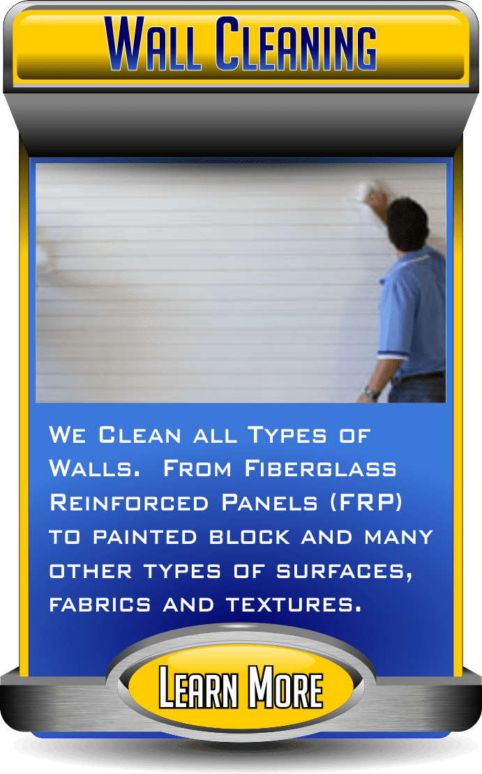 Wall Cleaning Services in Grand Bay AL